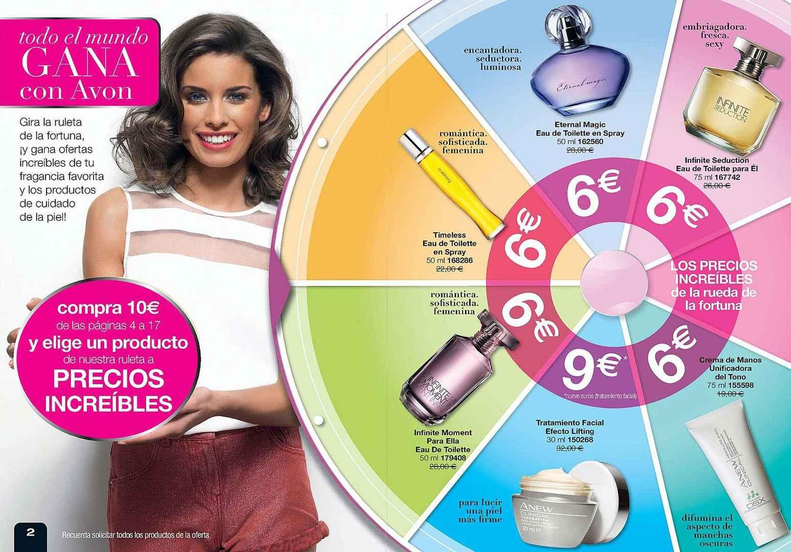 Avon Folleto Campaña 42013 Agosto 2013
